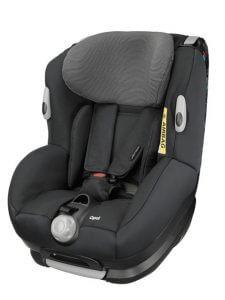 alquiler sillas niños para coche madrid